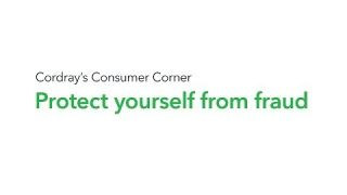 Cordray's Consumer Corner: Protecting yourself from fraud